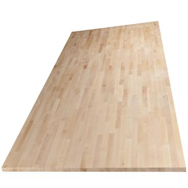Werkbladen real wood panels