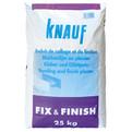Knauf fix & finish gipsmortel product photo