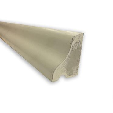Meranti weldorpel wit 40x54mm
