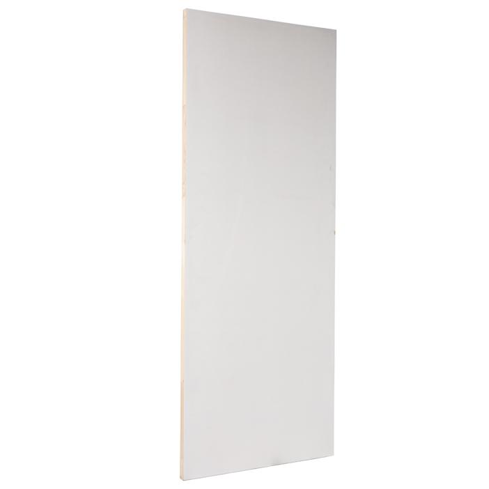 Boarddeur voorgeplamuurd 201,5cm FSC