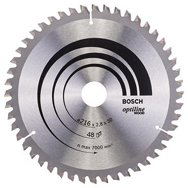 Bosch cirkelzaagblad opt kap/verstek