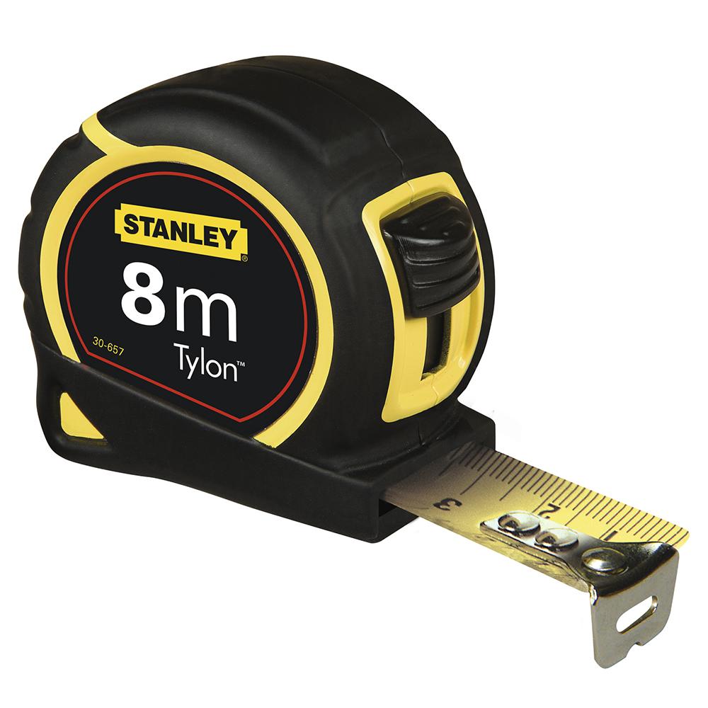 Stanley rolbandmaat softgrip 8 meter