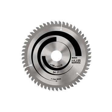 Bosch cirkelzaagblad multi material
