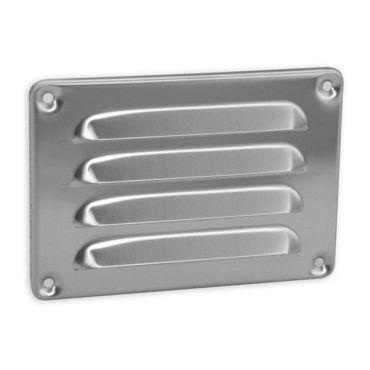 Schoepenrooster aluminium