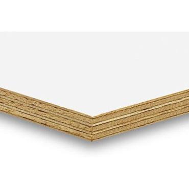Okoume multiplex wit 250x122cm FSC