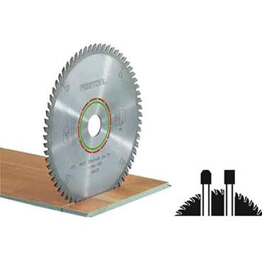 Festool cirkelzaagblad TF64 260mm