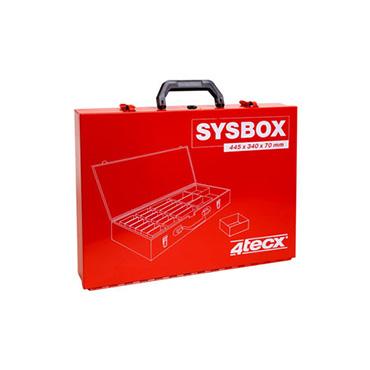 4tecx sysbox metaal 23 vaks