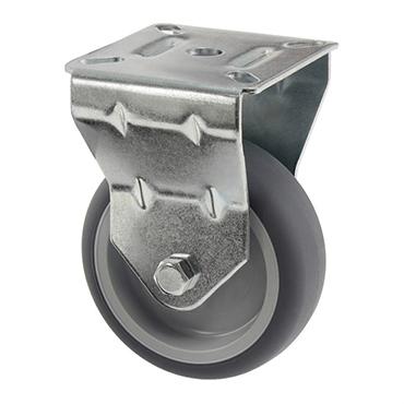 Bokwiel rubber 50x19mm