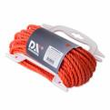 Polypropyleen touw oranje 10mm product photo