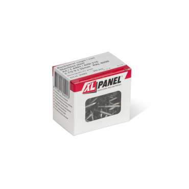 Rockpanel nagel RAL6009 32mm