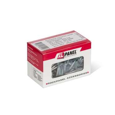 Rockpanel schroef RAL6009 35mm