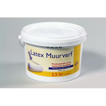 Latex muurverf extra dekkend
