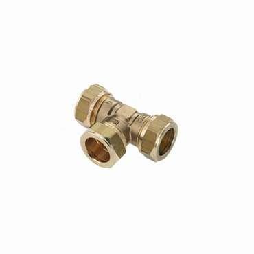 Bonfix knel T-stuk 22x22x22mm