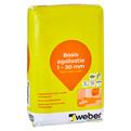 Weber.Floor project vloeregalisatie product photo