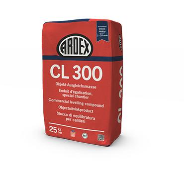 Ardex CL300 uitvlakmortel 2-20mm 25kg