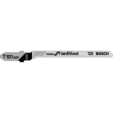 Bosch decoupeerzaagblad clean hard wood