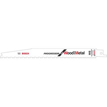 Bosch reciprozaagblad hout en metaal
