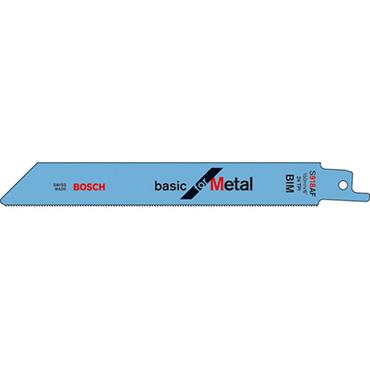 Bosch reciprozaagblad metaal