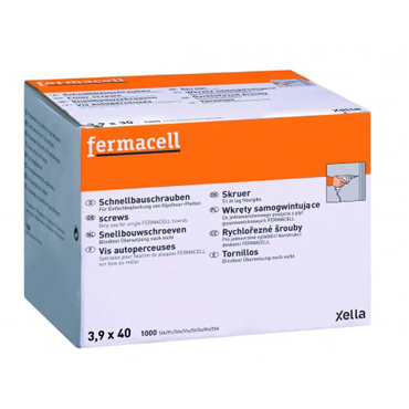 Fermacell schroef