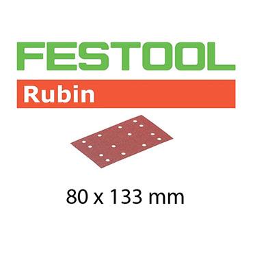 Festool schuurblad Rubin 80x133