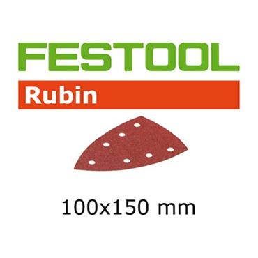 Festool schuurblad Rubin delta