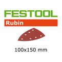 Festool schuurblad Rubin delta product photo