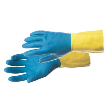 Handschoen latex/neopreen