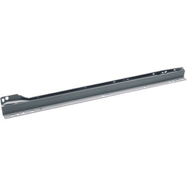 Rolladegeleider 450mm wit