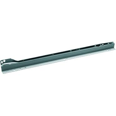 Rolladegeleider 500mm wit