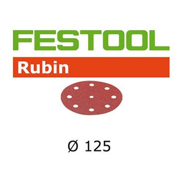 Festool schuurblad 125mm