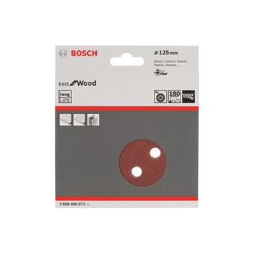 Bosch schuurblad rw-t 125mm
