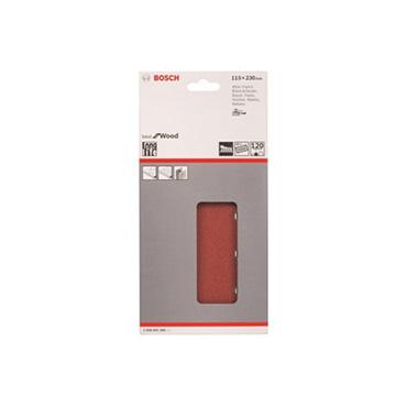 Bosch schuurblad 115x230mm