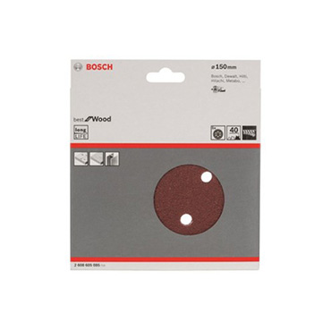 Bosch schuurblad rw-t 150mm