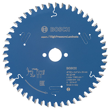 Bosch cirkelzaagblad HPL