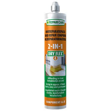 Repair Care Dry Flex 4 houtrotreparatie