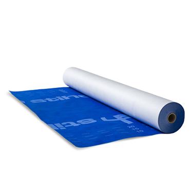 Stiho folie gewapend spinvlies blauw