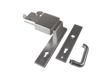 AMI veiligheidsbeslag met sleutelkluis
