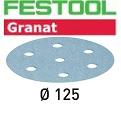 Festool schuurpapier granat D125 product photo