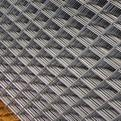 Bouwstaalmat 6-150-150mm gegalvaniseerd product photo